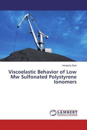 Viscoelastic Behavior of Low Mw Sulfonated Polystyrene Ionomers | Dodax.ch