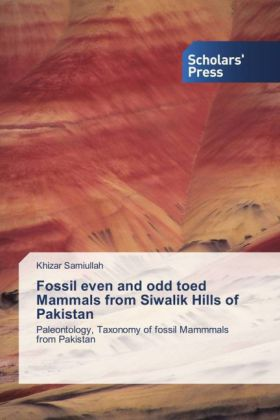 Fossil even and odd toed Mammals from Siwalik Hills of Pakistan | Dodax.pl
