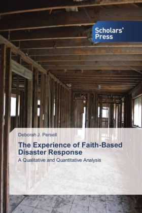 The Experience of Faith-Based Disaster Response | Dodax.at