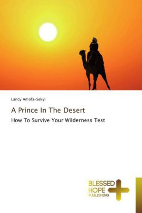 A Prince In The Desert | Dodax.at
