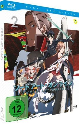 Sword Art Online. Box.2, 1 Blu-ray | Dodax.es