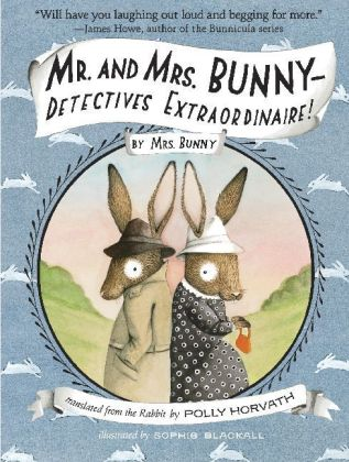 Mr. And Mrs. Bunny - Detectives extraordinaire! | Dodax.nl