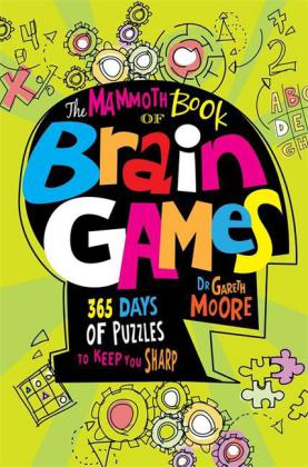 The Mammoth Book Of Brain Games | Dodax.at