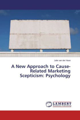 A New Approach to Cause-Related Marketing Scepticism: Psychology   Dodax.de