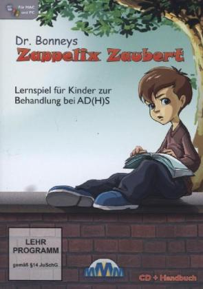 Dr. Bonneys Zappelix Zaubert, 1 CD-ROM | Dodax.at