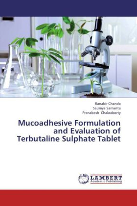 Mucoadhesive Formulation and Evaluation of Terbutaline Sulphate Tablet | Dodax.de