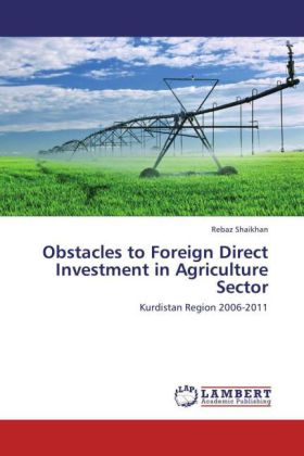Obstacles to Foreign Direct Investment in Agriculture Sector | Dodax.nl