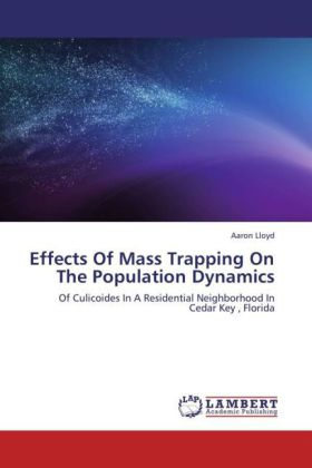 Effects Of Mass Trapping On The Population Dynamics   Dodax.ch
