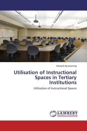 Utilisation of Instructional Spaces in Tertiary Institutions | Dodax.pl