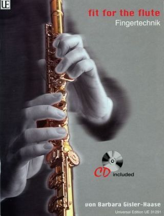 Fit for the Flute, mit Audio-CD. Vol.1 | Dodax.at