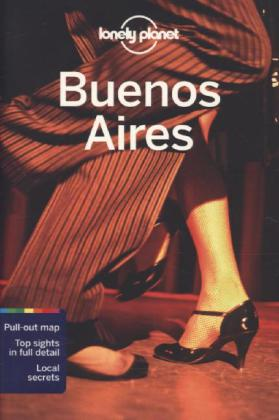 Lonely Planet Buenos Aires, English edition | Dodax.nl