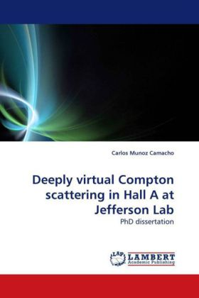 Deeply virtual Compton scattering in Hall A at Jefferson Lab | Dodax.ch