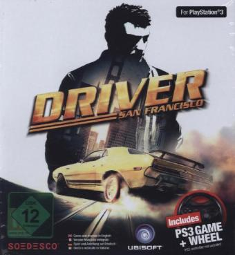 Driver San Francisco Bundle German Version - PS3 | Dodax.ch