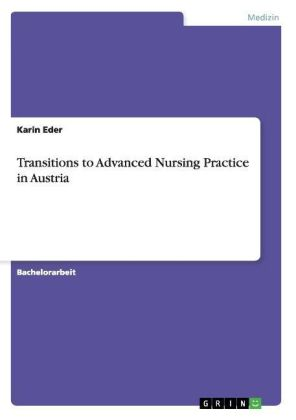 Transitions to Advanced Nursing Practice in Austria | Dodax.ch