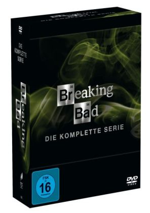 Breaking Bad, Die komplette Serie, 21 DVDs | Dodax.de