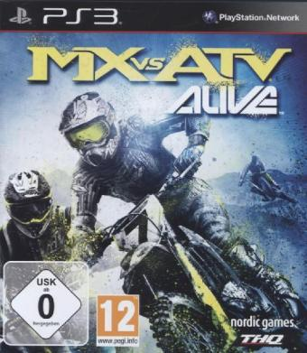 MX vs. ATV: Alive German Edition - PS3 | Dodax.ch