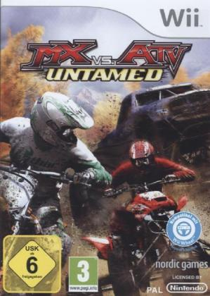 MX vs. ATV: Untamed German Edition - Wii | Dodax.co.uk