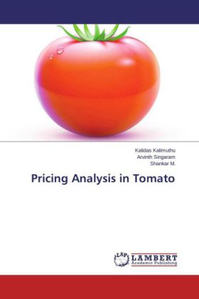 Pricing Analysis in Tomato | Dodax.at