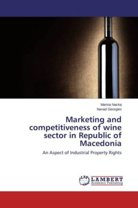 Marketing and competitiveness of wine sector in Republic of Macedonia | Dodax.ch