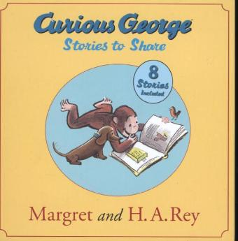 Curious George, Stories to Share   Dodax.at