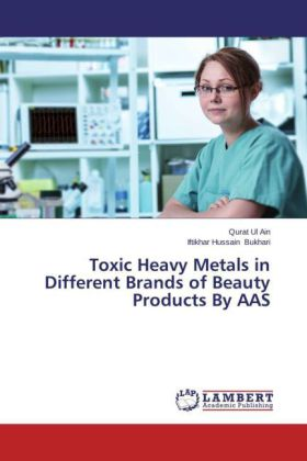 Toxic Heavy Metals in Different Brands of Beauty Products By AAS | Dodax.ch