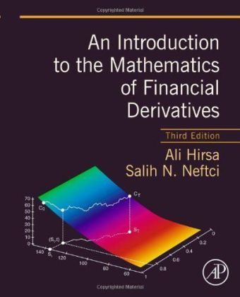 An Introduction to the Mathematics of Financial Derivatives | Dodax.pl