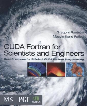 CUDA Fortran for Scientists and Engineers | Dodax.pl