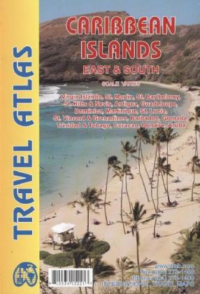 ITM Travel Atlas Caribbean Islands, East & South | Dodax.ch