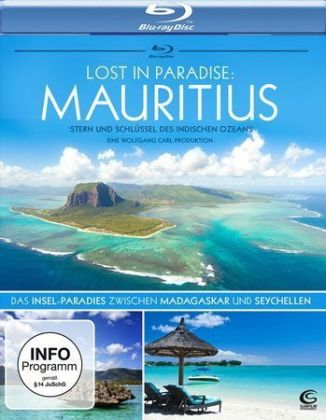 Lost in Paradise: Mauritius, 1 Blu-ray | Dodax.com