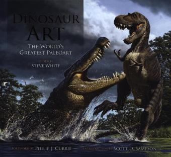 Dinosaur Art: The World's Greatest Paleoart | Dodax.pl