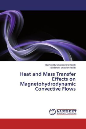 Heat and Mass Transfer Effects on Magnetohydrodynamic Convective Flows | Dodax.ch