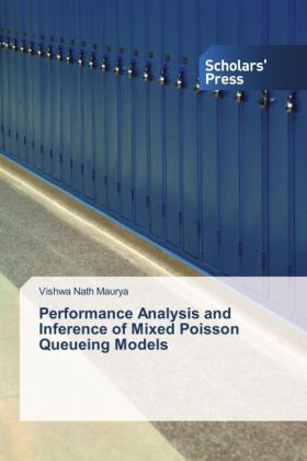 Performance Analysis and Inference of Mixed Poisson Queueing Models | Dodax.de