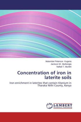 Concentration of iron in laterite soils | Dodax.ch