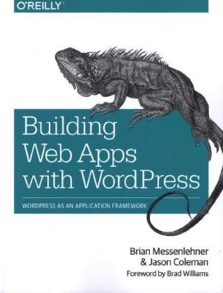 Building Web Apps with WordPress | Dodax.at