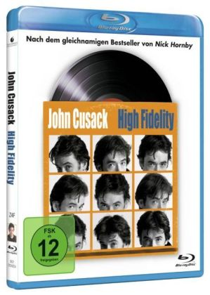 High Fidelity, 1 Blu-ray | Dodax.com