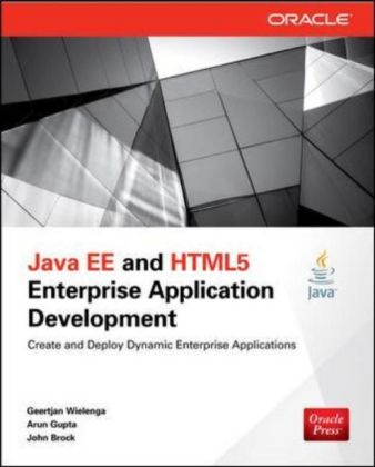 Java EE and HTML5 Enterprise Application Development | Dodax.at
