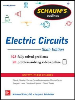 Schaum's Outline of Electric Circuits | Dodax.at