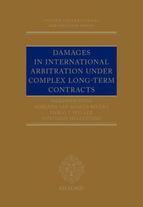 Damages in International Arbitration under Complex Long-term Contracts   Dodax.at