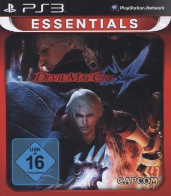 Devil May Cry 4 Essentials Edition; German Version - PS3 | Dodax.fr