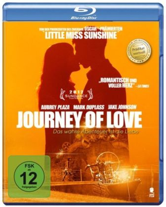 Journey of Love, 1 Blu-ray | Dodax.fr
