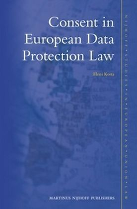 Consent in European Data Protection Law | Dodax.at