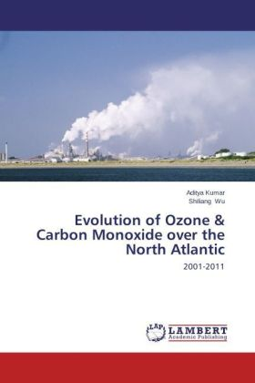 Evolution of Ozone & Carbon Monoxide over the North Atlantic | Dodax.at