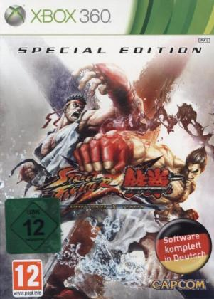 Street Fighter X Tekken Special Edition; German Version - XBox 360 | Dodax.ch