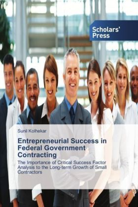 Entrepreneurial Success in Federal Government Contracting | Dodax.pl