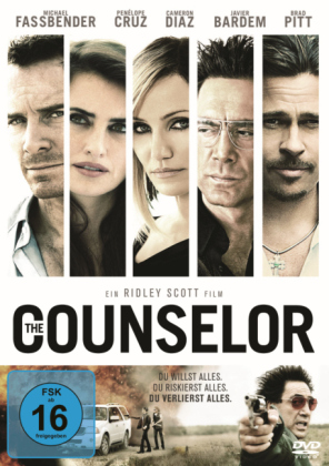 The Counselor, 1 DVD | Dodax.at