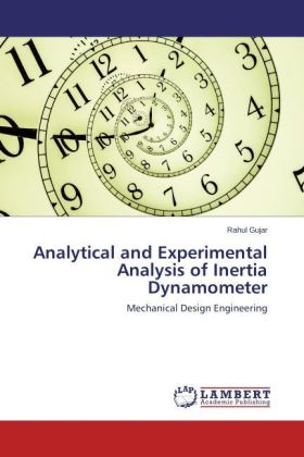 Analytical and Experimental Analysis of Inertia Dynamometer | Dodax.ch