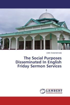 The Social Purposes Disseminated In English Friday Sermon Services | Dodax.ch