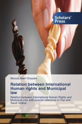 Relation between International Human rights and Municipal law | Dodax.ch