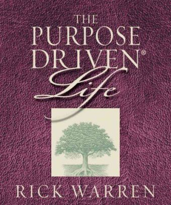 The Purpose Driven Life | Dodax.pl