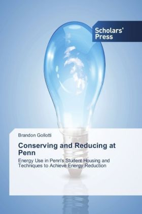 Conserving and Reducing at Penn | Dodax.ch